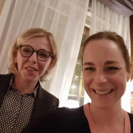 Podiumsdiskussion Industriepolitik mit Frau Bentele März 2019